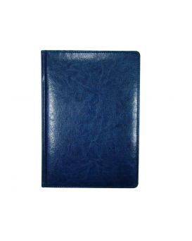 Ежедневник датированный А5, 184 л., 142 х 203 мм «Sarif», синий.