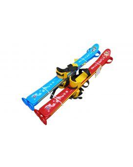 Лыжи с палками детские 3350 ТМ Технок
