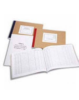 Книга учета трудовых книжек, 48 листов, бумага офсетная