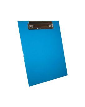 Планшет А5 с зажимом, переплетный, ламинированный картон, черный, ТМ Рюкзачок