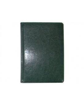 Ежедневник датированный А5, 184 л., 142 х 203 мм «Sarif» зеленый.