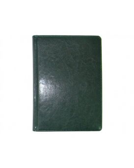 Ежедневник датированный А5, 168 л., 142 х 203 мм «Sarif» зелений.