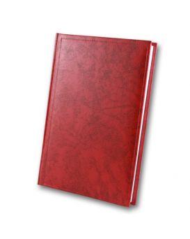 Ежедневник недатированный А5, 176 л., 142 х 203 мм «Miradur» красный.