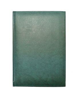 Ежедневник датированный А5, 168 л., 142 х 203 мм «Miradur» зеленый.