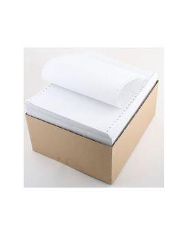 Бумага перфорированная 420, 55 гр/м2 «SuperLux» в коробке