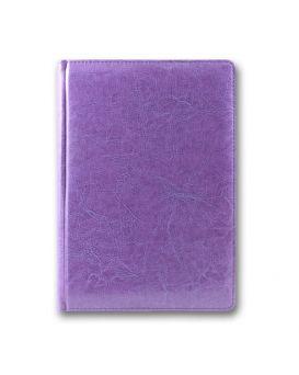 Ежедневник датированный А5, 184 л., 142 х 203 мм «Sarif» фиолетовый.
