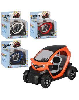 Автомобиль металлический KINSMART «TWIZY» инерционный, в ассортименте, в коробке 14х15х7,5 см