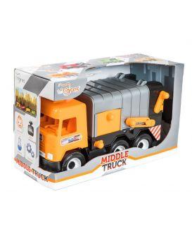 Автомобиль WADER Мусоровоз City truck Middie