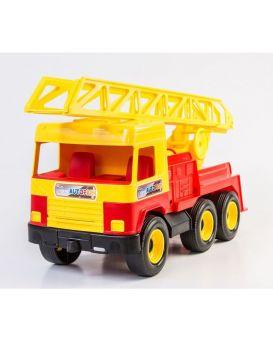 Автомобиль WADER Пожарный  Middle truck, 47х25х17см