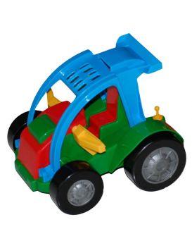 Автомобиль WADER Авто - Багги 15х12х12,5 см