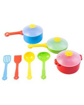 Набор посуды «Ромашка» 10 предметов, ТМ Тигрес