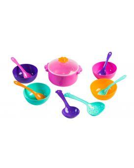 Набор посуды «Ромашка» 12 предметов, ТМ Тигрес