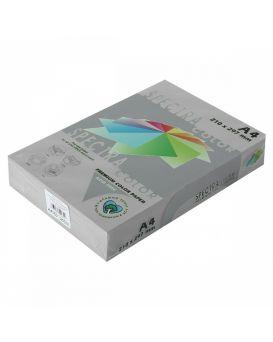 Бумага цветная А4 500 листов, 80 гр/м2, интенсив - серый «Platinum 272» SPECTRA COLOR