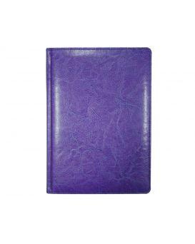 Ежедневник 176 л., 95*135 «Sarif» фиолетовый.