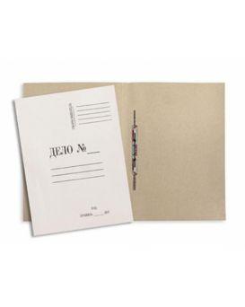 Папка-скоросшиватель для документов,А4, 035мм,картонная
