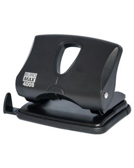 Дырокол пластиковый (к 20арк.), черный