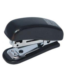 Степлер пластиковый до 10 л., скоба № 10 «Мини» черный.