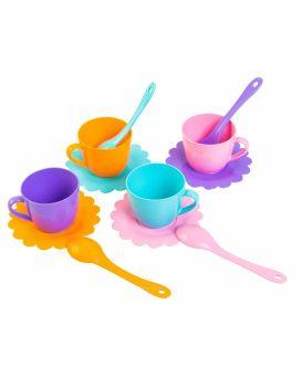 Набор посуды «Ромашка» на 4 персоны, ТМ Тигрес