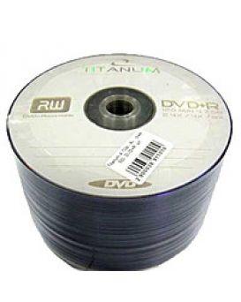 Диск DVD R Titanium (50)