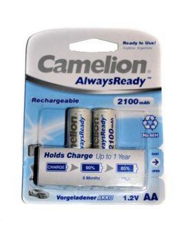 Батарейка rechar CAMELION R6 2100 mAh аккумуля.