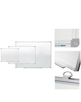 Доска магнитная для письма маркером 60 х 90 см, алюминевая рамка, JOBMAX