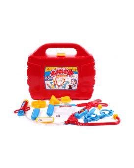 Набор «Маленький доктор» чемодан и 8 инструментов, ТМ Технок
