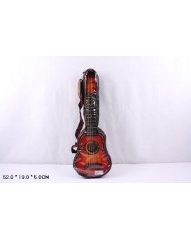 Гитара 6812B7 в сумке 52*19*5см
