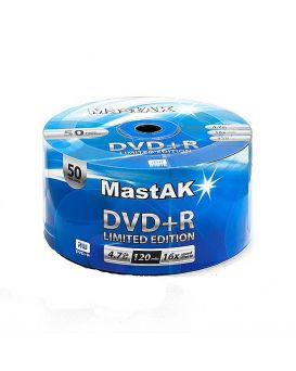 Диск DVD-R MASTAK (50)