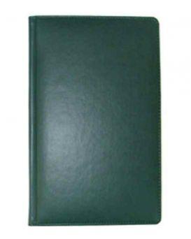 Алфавитная книга с регистром 112 л., «Winner» цвет зеленый.