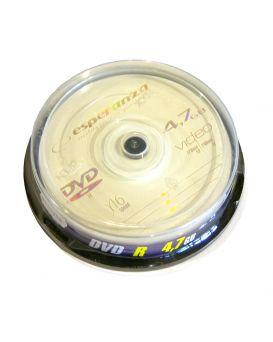 Диск DVD-R Esperanza (10)
