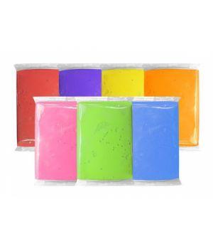 Моделин 10 грамм 20 пакетов на планшетке 29х43 см