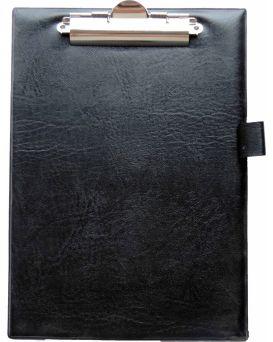 Планшет А5 с зажимом, черный