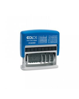 Датер - мини 4 мм из бухгалтерскими терминами COLOP