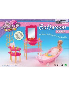 Мебель «Gloria» для ванной, в коробке 26,5х19х8 см