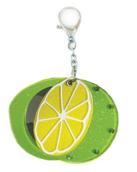 Брелок - зеркало «Лимон»