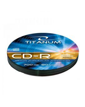 Диск CD-R TITANUM (10)