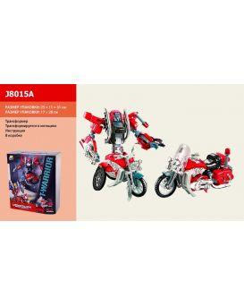 Трансформер J8016A в коробке 25*11*31см