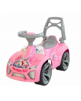 Толокар машина для катания «Ламбо» розовый, ТМ Орион