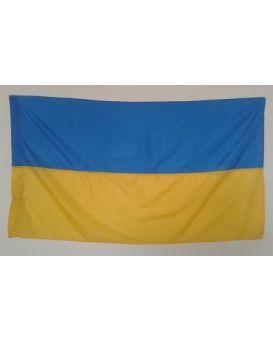 Флаг Украины 1,4 м х 90 см