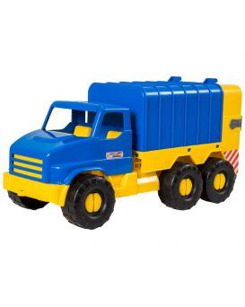 Автомобиль WADER Мусоровоз City Truck