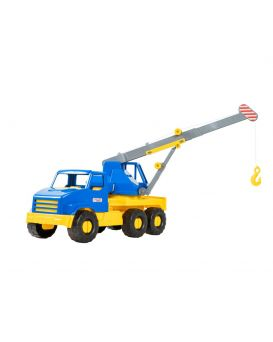 Автомобиль WADER Подъемный кран City Truck