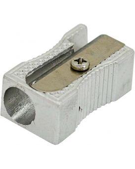 Точилка металлическая, длина лезвия 2,3 см