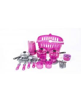 Набор посуды «Ириска 8» ТМ Орион