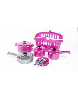 Набор посуды «Кристинка 2» ТМ Орион