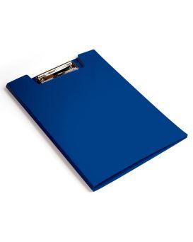 Папка - планшет А4 с зажимом, синяя