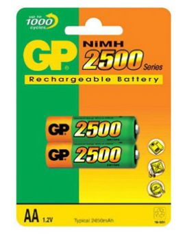 Батарейка rechar GP R-06 2500 mAh (аккумулятор.)
