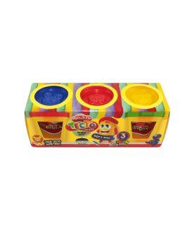 Набор тесто для лепки Master Do 3 цвета по 50 гр., у коробке, рус.