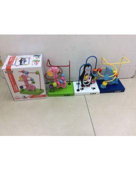 Деревянная игрушка «Лабиринт» в ассортименте, в коробке 11,5х8х4 см