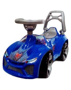Толокар машина для катания «Ламбо» синяя, ТМ Орион