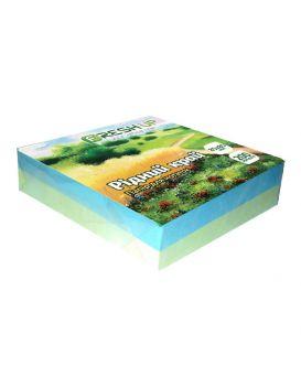 Блок бумаги для заметок клееный 85 х 85 мм, 200 л. «Родной Край» Fresh Up